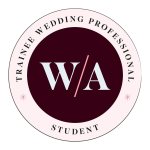 Wedding Planning Academy Student