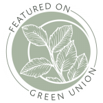 Featured on Green Union Badge